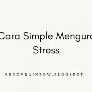 cover tips mengurangi stress