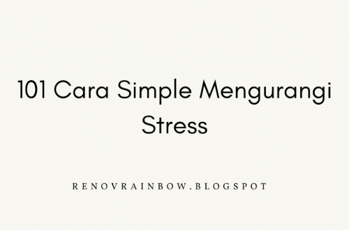 cover tips mengurangi stress