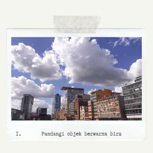 cara mengurangi stress dengan pandangi-langit-biru