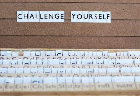 challenge mengubah hidup