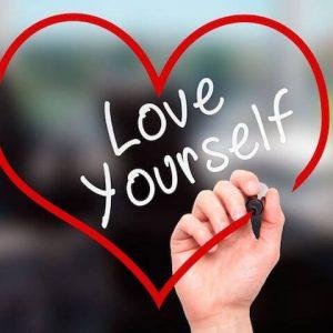 menyayangi diri sendiri