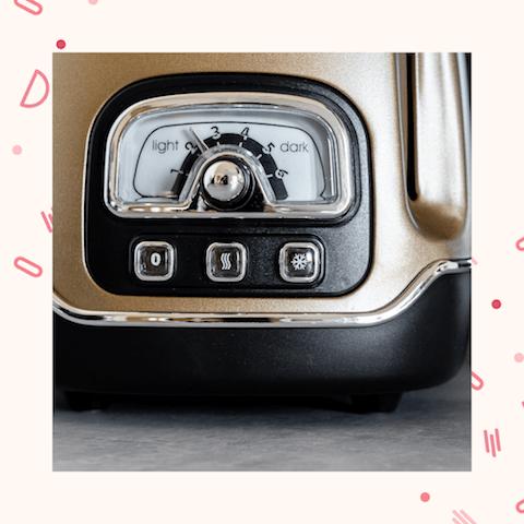 test demensia toaster
