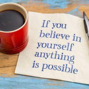 yakin terhadap diri sendiri