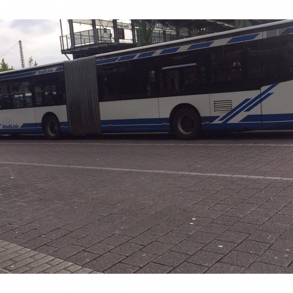 Bus Dalam Kota di Jerman