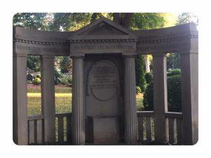 Schwelmer Friedhof Immanuel Kahn