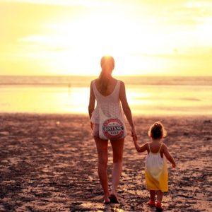 kisah mama dan aku