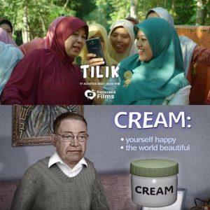 Tilik dan Cream