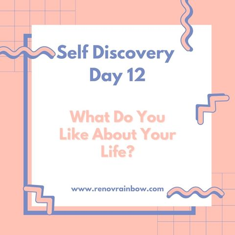 self discovery journal day 12