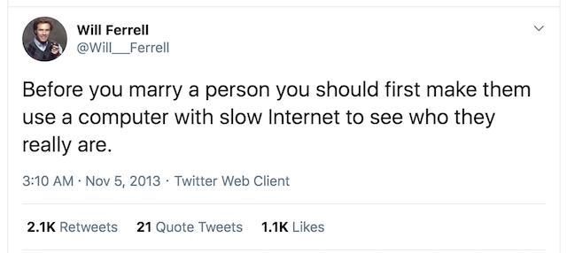 Meme slow internet