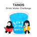 review tanos drink water challenge
