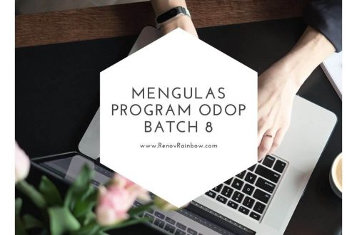 Mengulas program odop batch 8