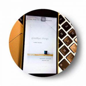 review buku goodbye things Fumio Sasaki