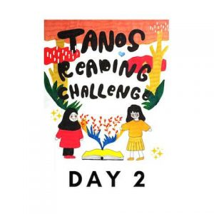 Tanos Reading Challenge Day 2