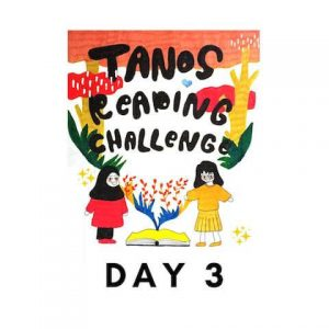 Tanos Reading Challenge Day 3