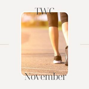 Tanos Walking Challenge November