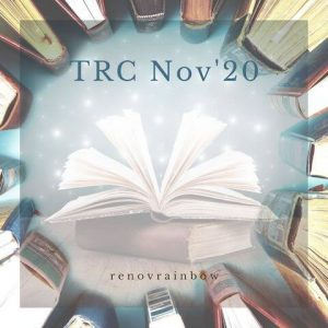 overview Tanos Reading Challenge November