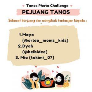 Pejuang Tanos Photo Challenge tambahan