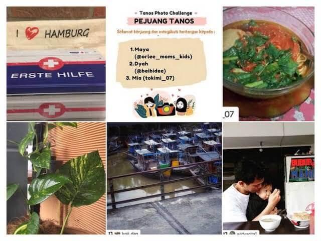 Rekap Tanos Photo Challenge Day 1-2