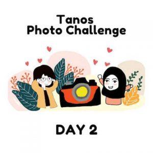 Tanos Photo challenge day 2 yang basah di musim penghujan