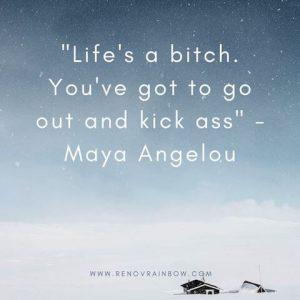 maya angelou's quote