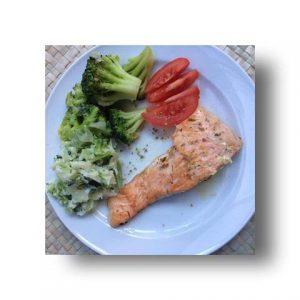 hindari makanan bersantan tanos clean eating challenge day 4