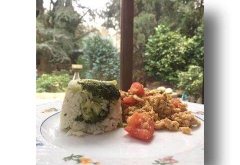 hindari makanan cepat saji. tanos clean eating challenge day 5