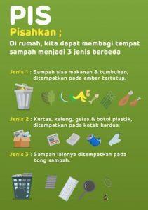 PISahkan sampah