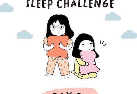 tidur setelah belajar