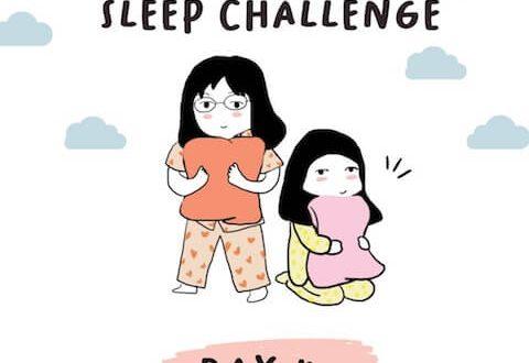 manfaat dari bersyukur sebelum tidur