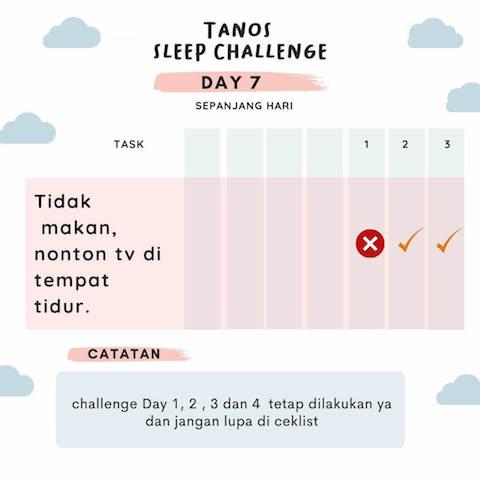kebiasaan baik Day 7.5