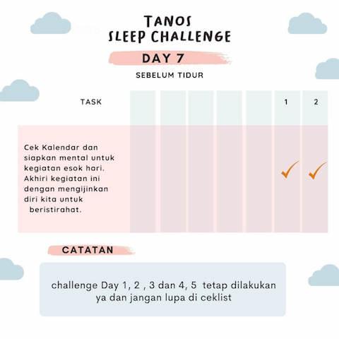 kebiasaan baik Day 7.6