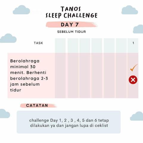 kebiasaan baik Day 7.7