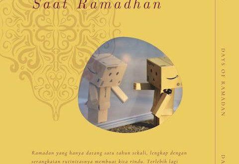 yang dikangenin saat ramadhan