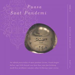 ramadhan saat pandemi