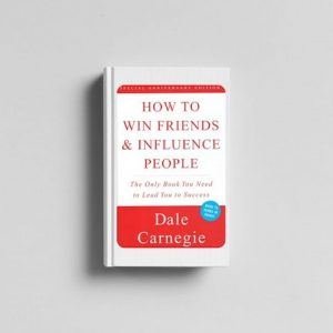 buku how to win friends and influence people
