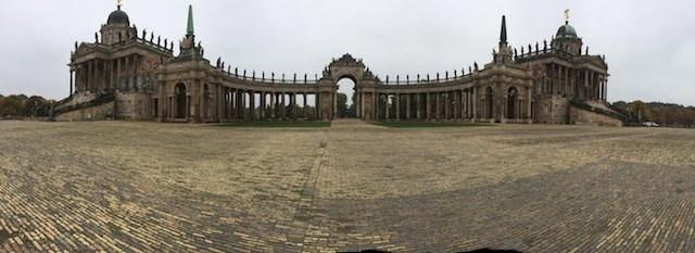 istana sansoucci
