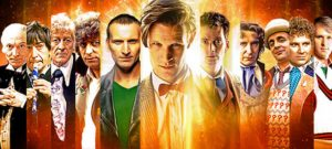 serial doctor who