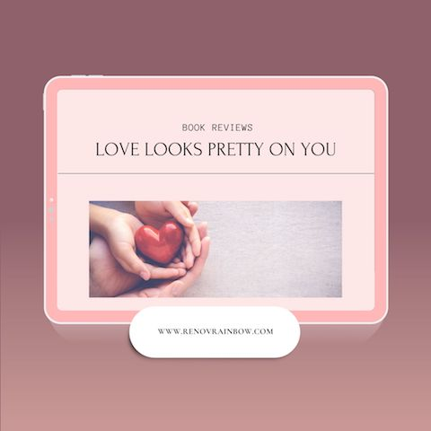 love looks pretty on you